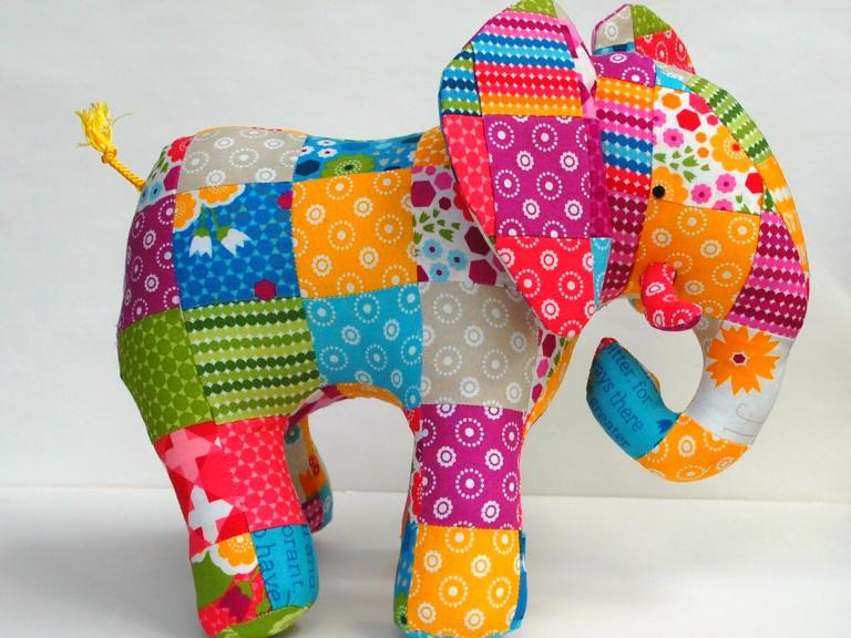 мастер класс текстильная игрушка