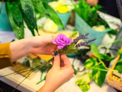 Цветочный квест