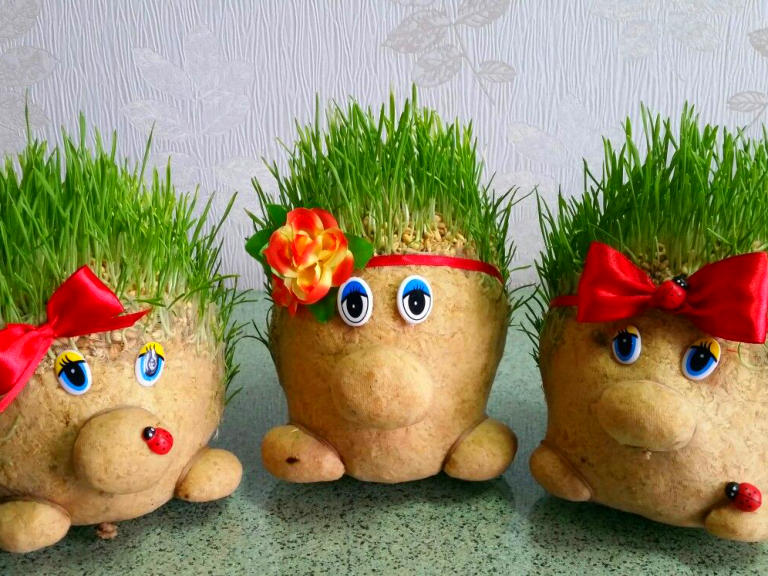 Травянички