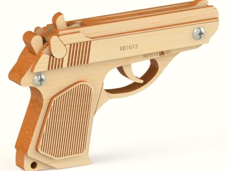 Сборка пистолетов